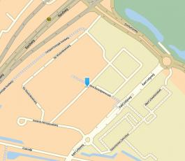 Kaart_Sportboulevard_Dordrecht